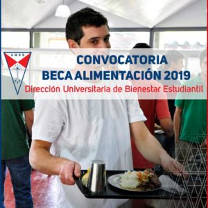 Beca Comedor | Universidad Mayor de San Simon
